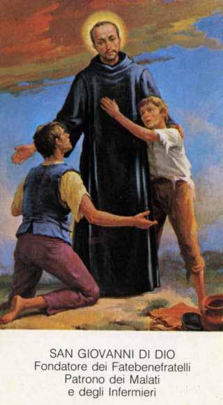 San Giovanni di Dio Religioso