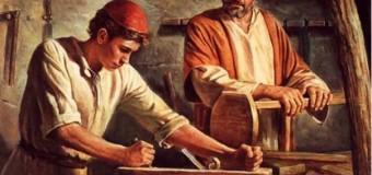 Il Vangelo del giorno – 01 Maggio 2015 – Non è costui il figlio del falegname?
