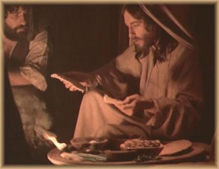 mangiare la carne di cristo