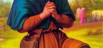 Il Santo del giorno – 15 Maggio – Sant'Isidoro l'Agricoltore