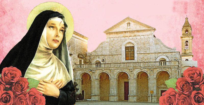 Convento santa rita da cascia abiti da sposa