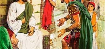 Commento al Vangelo del giorno – 25 Giugno – Verrò e lo guarirò