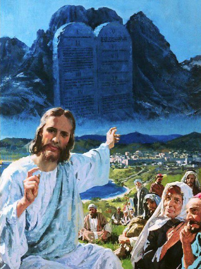 Commento al vangelo del giorno 08 giugno grande nel - Le tavole della legge ...