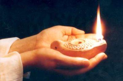 lampara-che arde