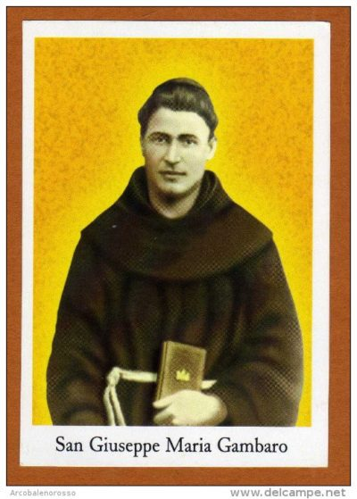 San Giuseppe Maria Gambaro