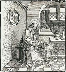 Santa Amalberga