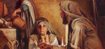 Commento al Vangelo del giorno – 29 Luglio – Io sono la luce del mondo