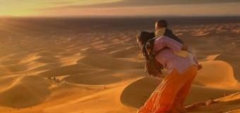 Bisogna passare attraverso il deserto