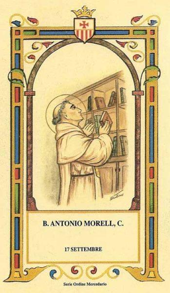 Beato Antonio Morell