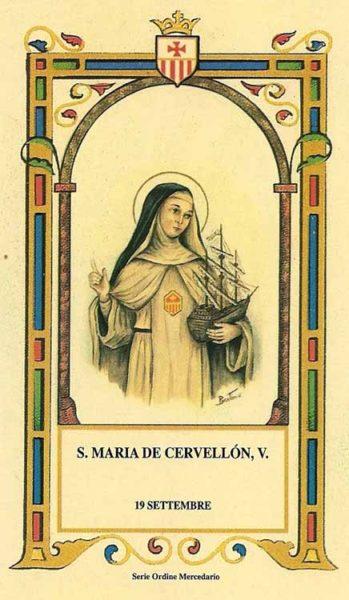 Santa Maria de Cervellon