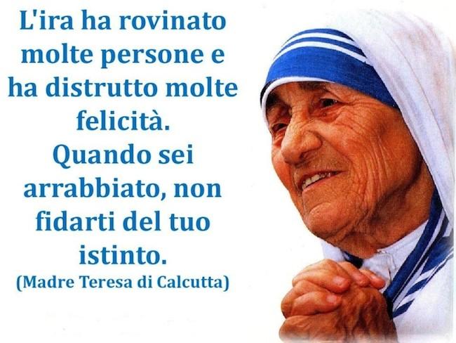 Auguri Matrimonio Madre Teresa : Il santo del giorno settembre beata teresa di calcutta