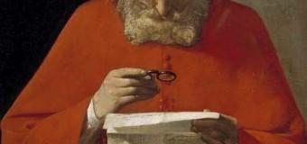 Il Santo del giorno: 30 Settembre – San Girolamo