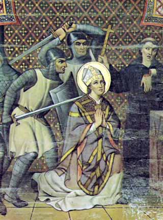 San Tommaso Beket