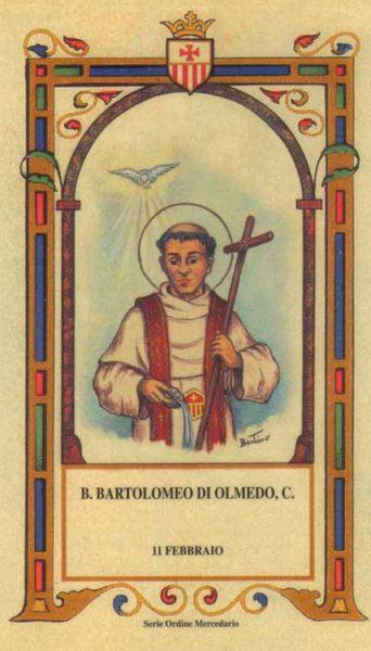 Beato Bartolomeo di Olmendo