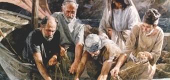 Il Vangelo della domenica, 7 Febbraio – Sulla tua parola!