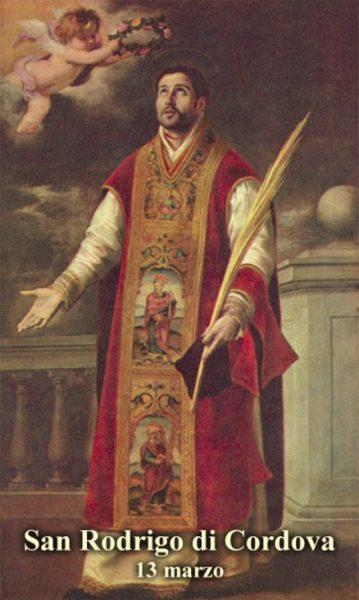 San Rodrigo di Cordova
