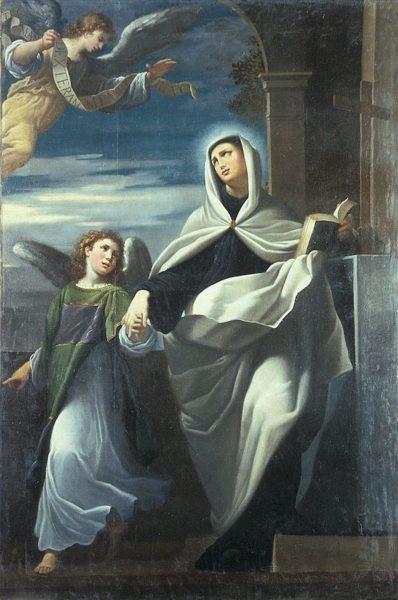 Santa-Francesca-Romana-Religiosa