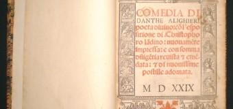 Lo sguardo interiore ….Appunti e riflessioni sulla Divina Commedia – Una pinacoteca di famiglia