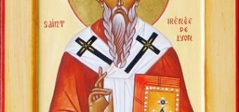 Il Santo del giorno – 28 Giugno – Sant'Ireneo di Lione