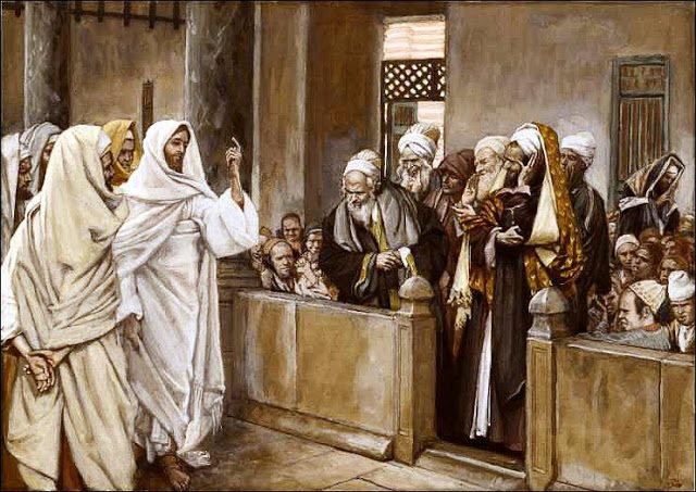 Gesù-farisei-giudei
