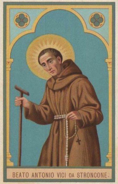 Beato Antonio da Stroncone