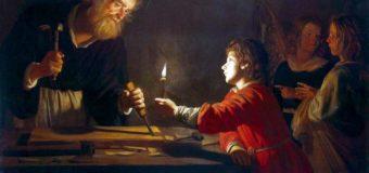 Appunti quaresimali – Lunedì III settimana di quaresima – San Giuseppe, un uomo giusto