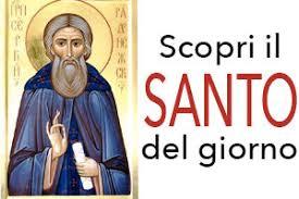 Image result for il santo di oggi