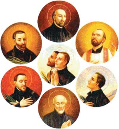 santi martiri canadesi