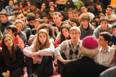 giovani in ascolto