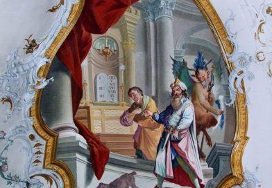 Commento al salmo 129: Dal profondo a te grido Signore.