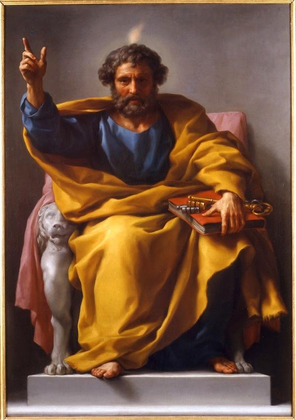 Cattedra di San Pietro Apostolo