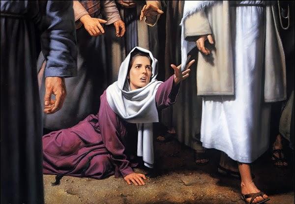 Donna,+grande+è+la+tua+fede!