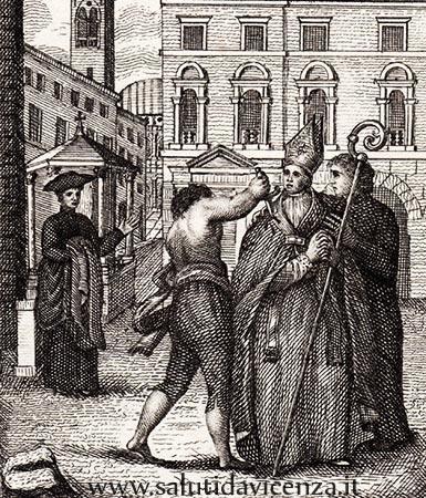 blaženi Janez Cacciafronte de Sordi  - opat, škof in mučenec