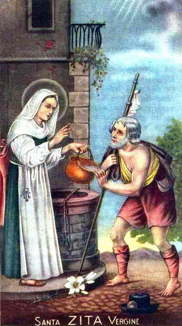 Santa Zita Vergine