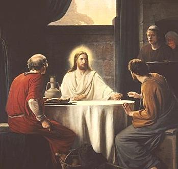 gesu appare ai discepoli