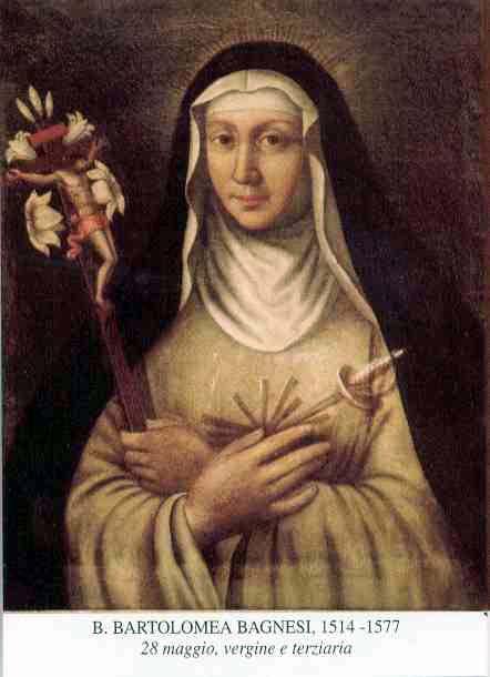 Beata-Maria-Bartolomea-Bagnesi