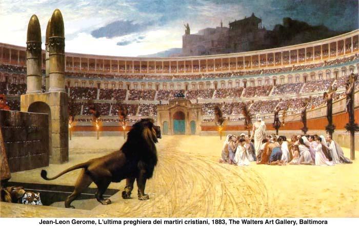 Il Santo del giorno – 30 Giugno – Protomartiri della Santa Chiesa di Roma