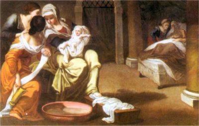 nascita san giovanni battista