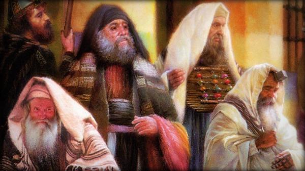 scribi e farisei
