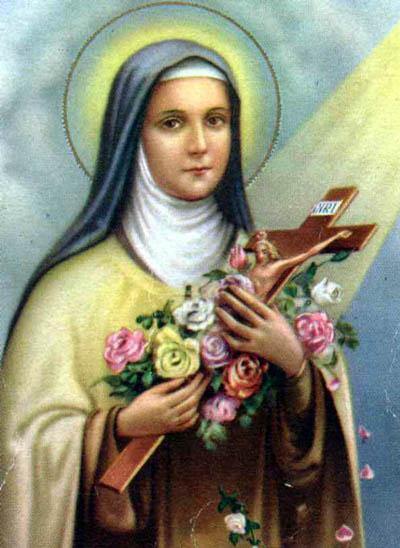 Il Santo del giorno: 01 Ottobre –Santa Teresa di Gesù Bambino