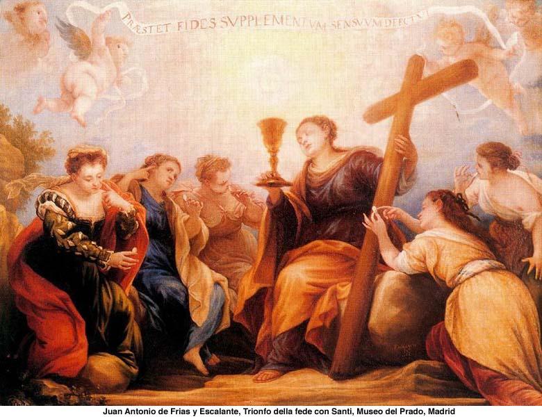 Il Santo del giorno: 01 Novembre – Tutti i Santi