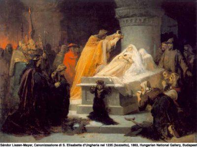 Santa Elisabetta Ungheria