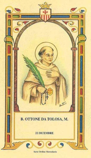 Beato Ottone da Tolosa