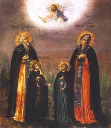 Il Santo del giorno: 26 Gennaio – Santi Senofonte Maria e figli