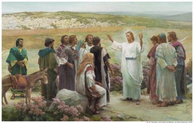 Gesu-Cristo-prega