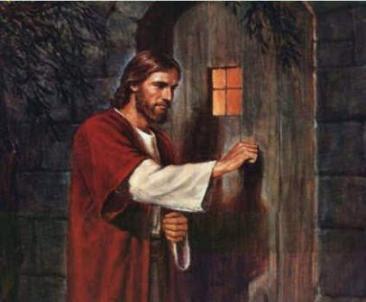 bussare alla porta