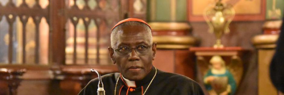 """Attualità: """"L'occidente è diventato la tomba di Dio"""". Il j'accuse dal cardinale Sarah"""