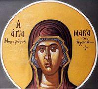 maria di cleofa