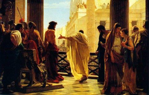 Commento al Vangelo del giorno: 24 Novembre 2019 – Uno strano re