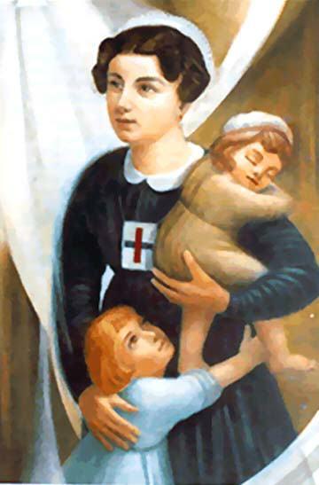Elisabetta Canori Mora